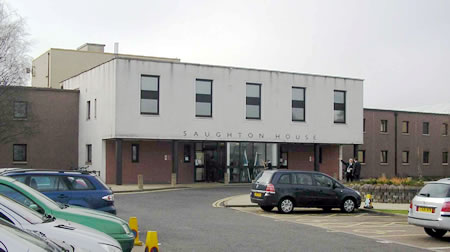 Scottish Court Service Headquarters