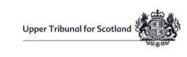 logo for the Upper Tribunal for Scotland